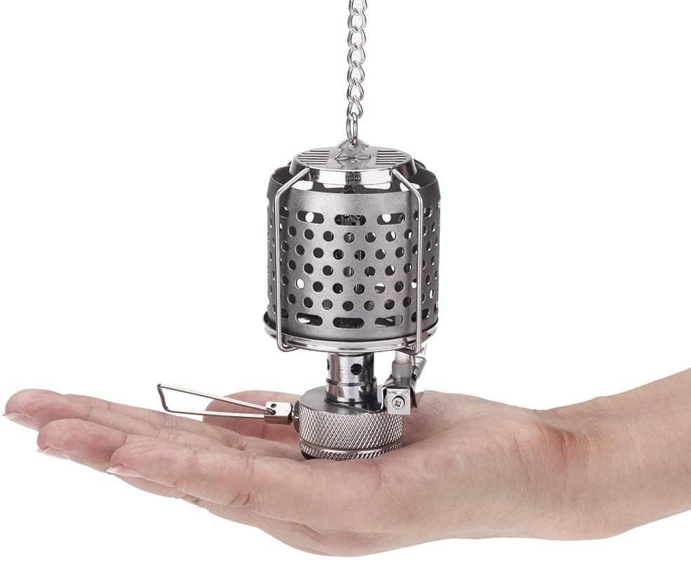 Docooler174 Mini Portable Propane Lantern