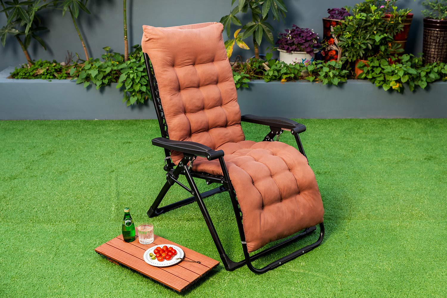 best camping chairs with footrests