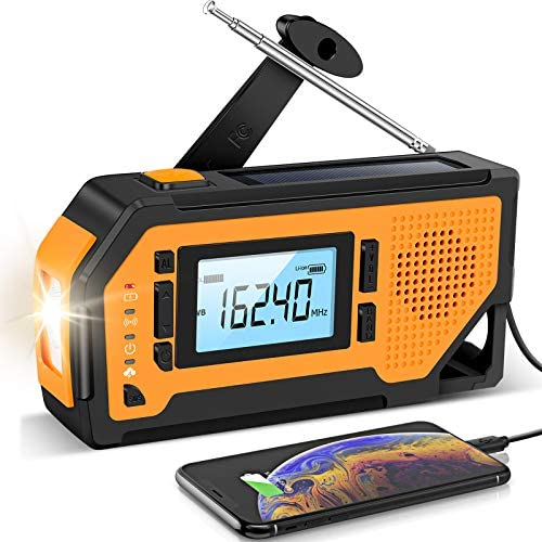8 Best Emergency Radios in the USA and worldwide [2021]